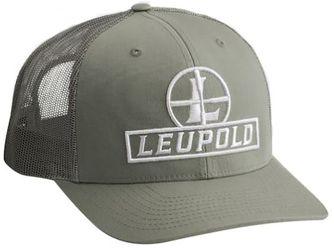 Leupold Reticle Snap Back Trucker Cap