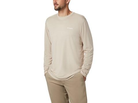 Columbia Men's PHG Terminal Shot Graphic Long Sleeve Shirt Polyester