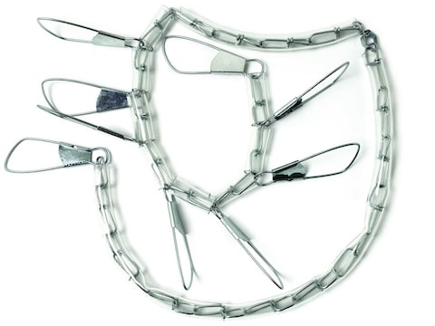Eagle Claw Snap Vinyl Coated Chain Stringer