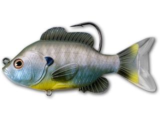 "LIVETARGET Sunfish 3.5"" Swimbait Natural Bluegill"