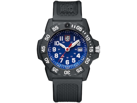 Luminox Navy SEAL Trident Watch Carbon Compound/Polyurethane