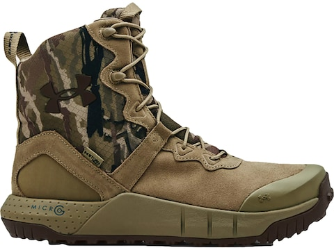 Under Armour Micro G Valsetz Hunting Boots Synthetic Men's