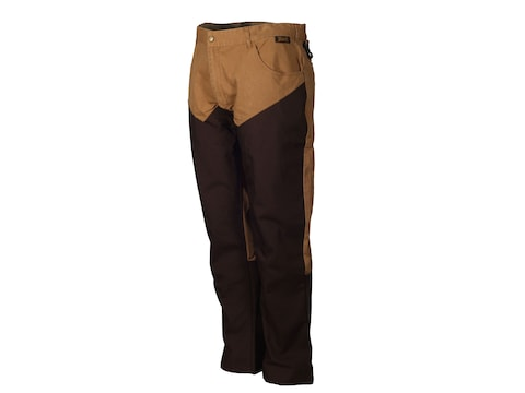 Gamehide Men's Briar Proof Upland Brush PantsPolyester/Nylon Marsh Brown