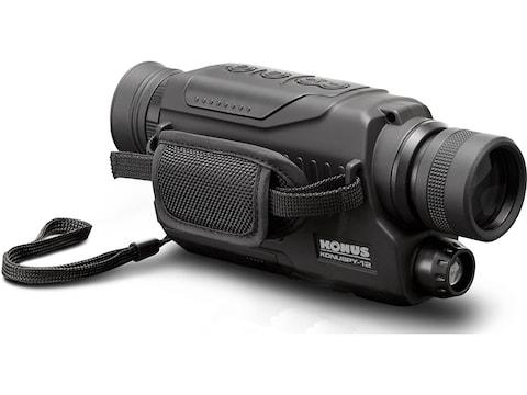 Konus KonuSpy-12 5-40x 32mm Night Vision Monocular with Photo and Video Recording Black