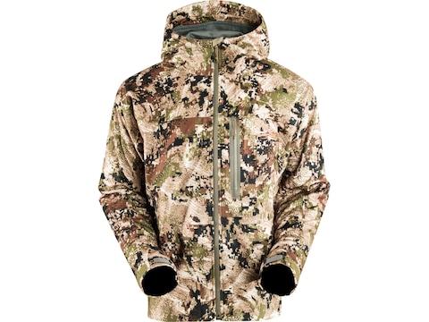 Sitka Gear Men's Thunderhead Gore-Tex Rain Jacket Polyester