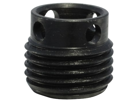 GrovTec Heavy Duty Push Button Sling Swivel Base Non-Rotating Steel Black Pack of 2