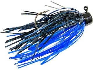 Z-Man Shroomz Micro Finesse Jig Black/Blue 3/16 oz