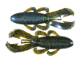 Googan Baits Bandito Bug Creature Blue Craw