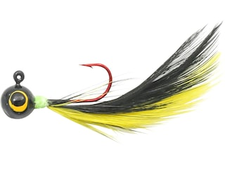 Northland Fire-Fly Jig Bumble Bee 1/32 oz