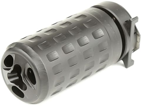 Griffin Armament QD Blast Shield Stainless Steel Nitride