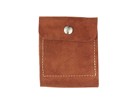 Hunter Quick Ammo Pouch Leather Brown