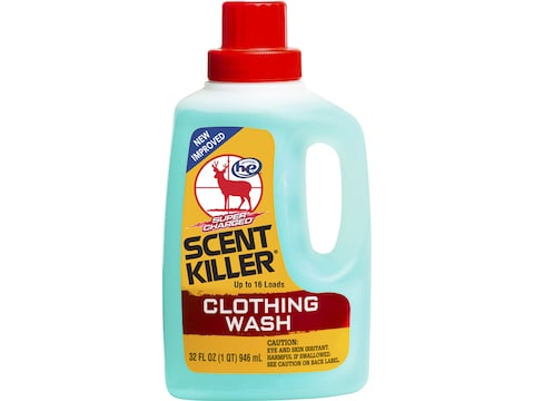 Wildlife Research Center Super Charged Scent Killer Scent Elimination Laundry Detergent...