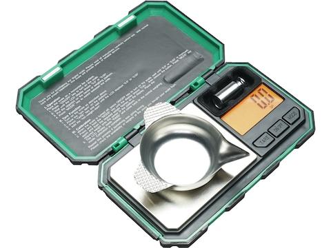RCBS Pocket Digital Powder Scale 1500 Grain Capacity