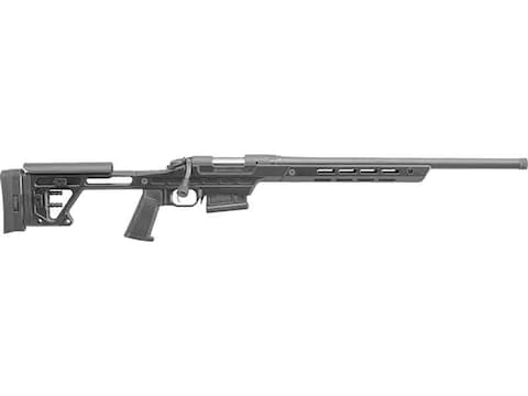 Bergara BMP Rifle Threaded Barrel Matte, Aluminum Chassis