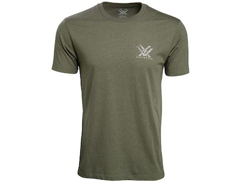 Vortex Optics Men's Head-on Muley Short Sleeve T-Shirt