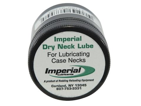 Imperial Dry Neck Lube 1 oz Powder