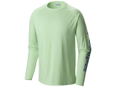 Columbia Men's PFG Terminal Tackle Long Sleeve Shirt Polyester