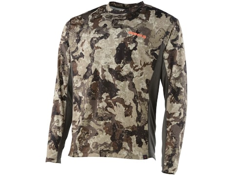 Nomad Men's Icon Long Sleeve T-Shirt Polyester