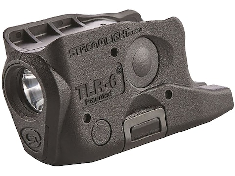 Streamlight TLR-6 Springfield Hellcat Weapon Light LED and Red Laser with 2 CR 1/3N Bat...