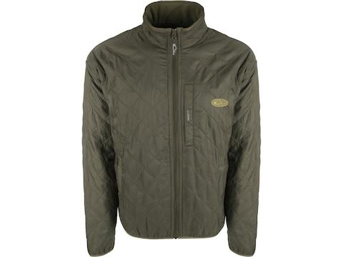 Drake Men's Delta Quilted Fleece Lined Jacket