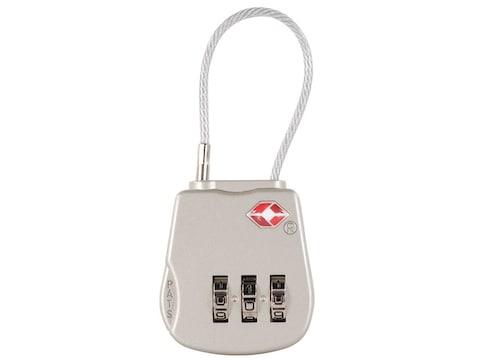 Pelican TSA Approved Combination Lock Fits All Pelican Cases