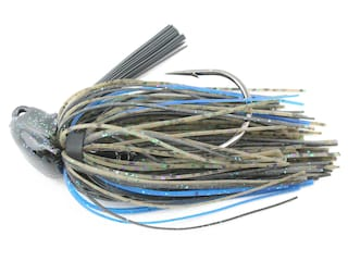 Nichols Lures JT's Grass Wizard Jig JT's Best Color Ever 3/4oz