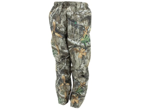 Frogg Toggs Men's Pro Action Rain Pants Synthetic Blend
