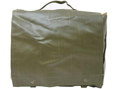 Military Surplus Czech M85 Bread Bag Grade 2 Olive Drab