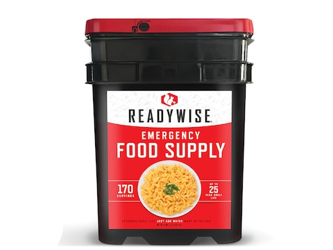 Wise Company 170 Serving Freeze Dried Emergency Food Kit