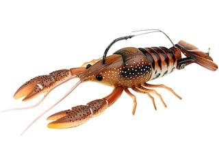 River2Sea Dahlberg's Clackin' Crayfish 90 Crankbait Brown/Orange