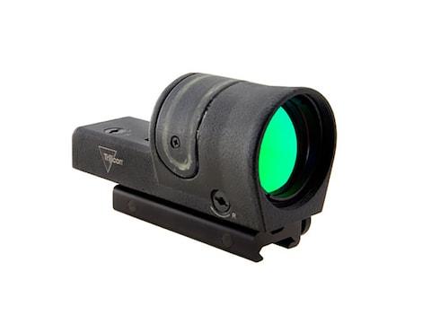 Trijicon RX34A-51 Reflex Sight 1x 42mm 4.5 MOA Dual Illumination Green Dot with Flat-To...