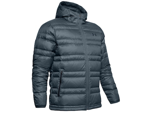 Under Armour Men's UA Armour Down Hooded Jacket Nylon