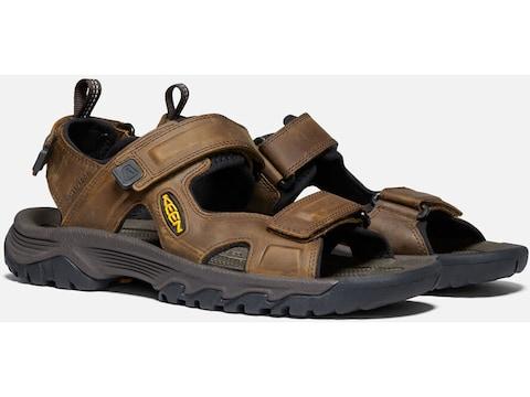 Keen Targhee III Open Toe Sandals Leather/Synthetic Men's
