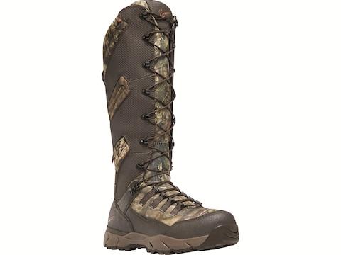 """Danner Vital 17"""" Snake Boots Leather/Nylon Men's"""