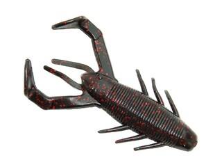 Gene Larew Rattlin Crawler Worm Black Neon