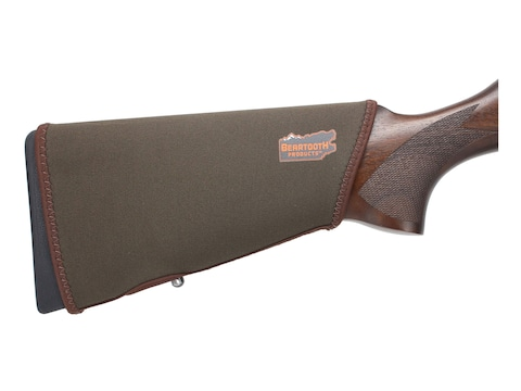 Beartooth Products StockGuard 2.0 No Loops Model Buttstock Cover Neoprene