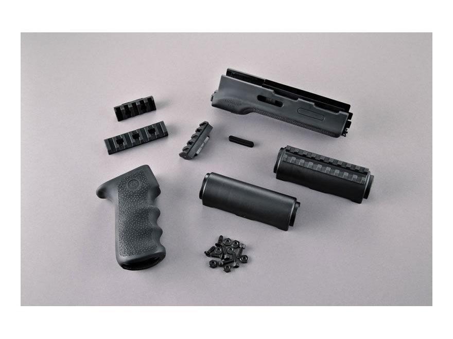 Hogue 2-Piece OverMolded Grip Handguard AK-47 AK-74 Stamped Receivers