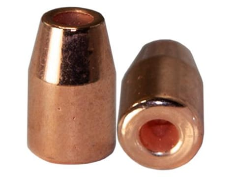 Berry's Superior Plated Bullets 9mm (356 Diameter) 121 Grain Plated Hollow Base Hollow ...