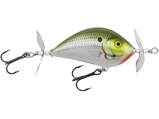 Bagley Pro Sunny B Twin Spin 07 Topwater Olive Shad