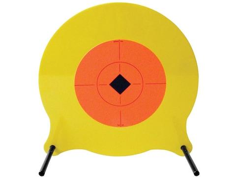 "Birchwood Casey Donkey Gong 15-1/2"" Gong 1/2"" AR500 Steel Yellow"