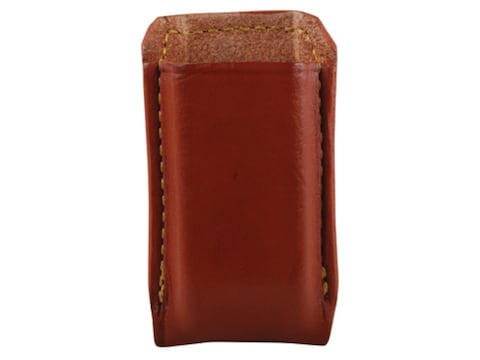 Gould & Goodrich Single Magazine Pouch Double Stack Glock Magazine Leather