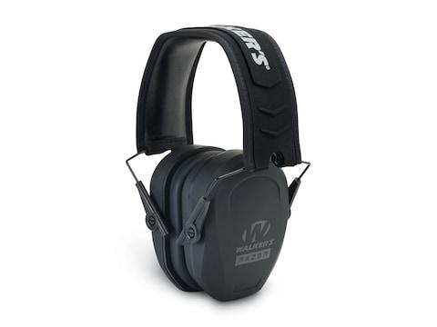 Walker's Razor Slim Passive Earmuffs (NRR 27dB)