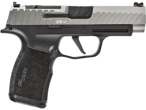 "ZEV Technologies Z365XL Micro-Compact 9mm Luger Semi-Automatic Pistol 3.7"" Barrel 12-Round"