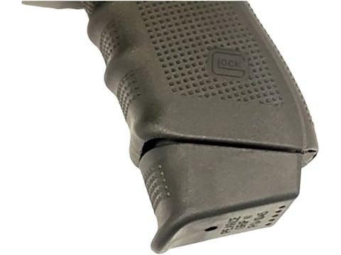 Pearce Grip Magazine Base Pad Glock 20, 21, 29, 40, 41 Plus Two Polymer Black