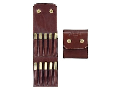 Galco Belt Rifle Ammunition Carrier 10-Round 7mm Remington Magnum, 300 Winchester Magnu...