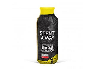 Hunter's Specialties Scent-A-Way Bio-Strike Scent Eliminator Body Wash/Shampoo 12 oz