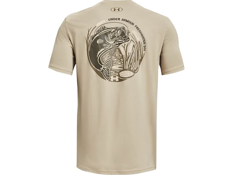 Under Armour Men's UA Illustrated Bass T-Shirt