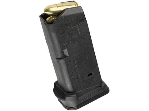 Magpul PMAG 12 GL9 Magazine Glock 26 Gen 1, 2, 3, 4 9mm Luger 12-Round Polymer Black