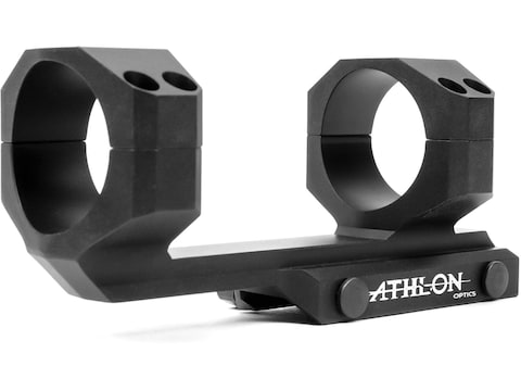 Athlon Optics Cantilever Mount with Integral Rings Matte