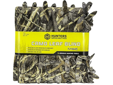 Hunter's Specialties 12' Leaf Blind Material Realtree Max-5 Camo